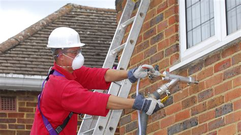 Cavity Wall Insulation Types Uk - injected cavity wall insulation and pumped cavity wall
