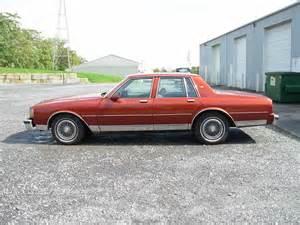 Chevrolet Caprice 1987 1987 Chevy Caprice Dawgz Customs