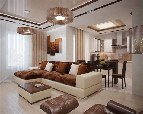 what is living room the interior of a living room in brown color features photos of interior exles