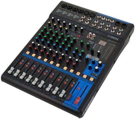 Mixer Yamaha Mg 10 Xu yamaha mg12 xu thomann