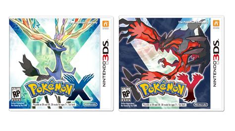 resetting game pokemon y pokemon x and pokemon y box art and new trailer revealed