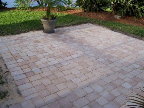 Where To Buy Patio Pavers Extending Your Concrete Patio With Pavers Dengarden