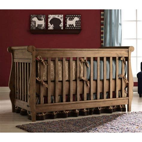 Rustic Baby Cribs Graco By Lajobi Shelby Classic Crib Cappuccino Beautiful Boys And I Am