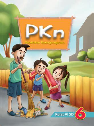 Harga Buku Pkn Yudhistira pkn sd kelas 6 ktsp