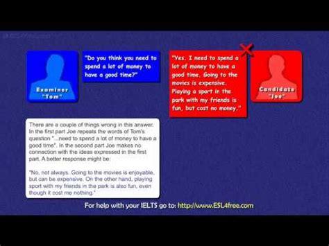 tutorial ielts online ielts speaking exam tutorial part 1 of the ielts exam