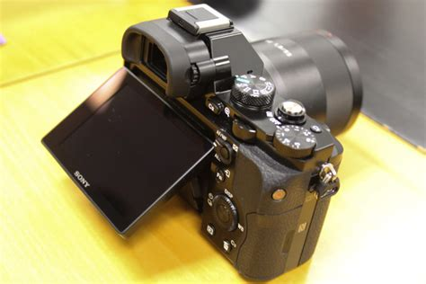 Flip A7s a sneak peek at the sony a7s hardwarezone my