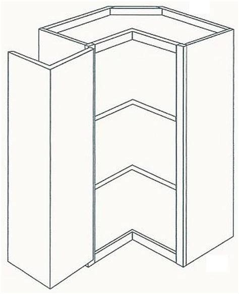 Cabinet Rec by Jsi Cabinetry Trenton Recessed Kitchen Cabinet Scw2442