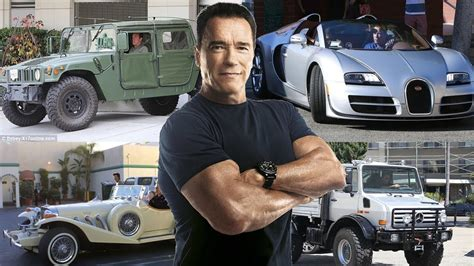 Arnold Schwarzenegger Cars Collection by Arnold Schwarzenegger S Car Collection Check Out