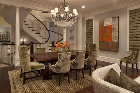 staircase design with dinning table spiral staircase next to the dining room