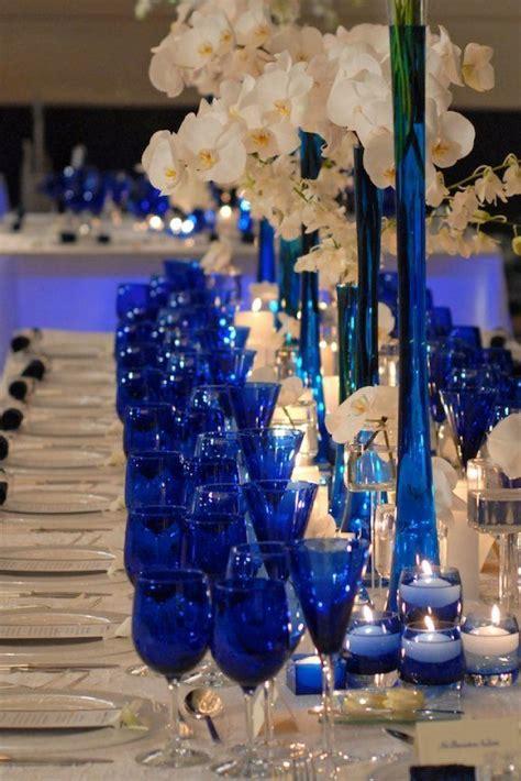 blue wedding ideas with beautiful charm modwedding