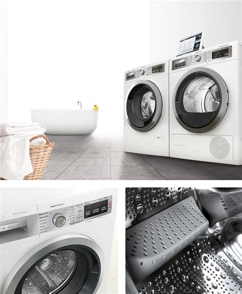 washer that connects to home connect