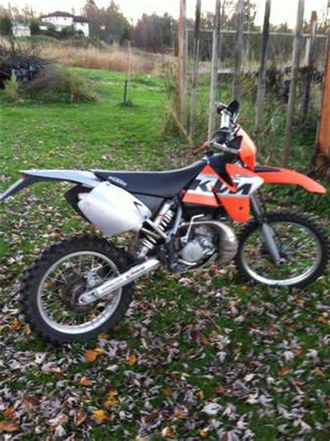 2000 Ktm 200 Exc Specs 2000 Ktm Exc 200 For Sale On 2040motos