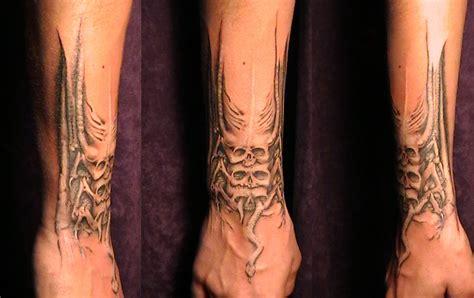 hr giger tattoo designs based on h r giger by kryoide on deviantart