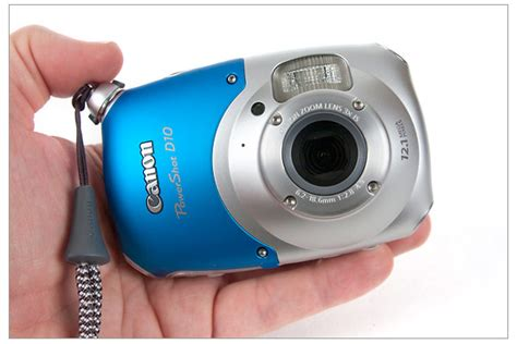 Waterproof Kamera Dslr Canon canon powershot d10 waterproof digital preview and news and reviews