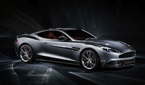 Aston Martin Vanquish 2012 flagship revealed   SlashGear
