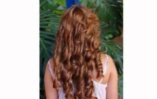 Peinados Con Bucles Peinados Youtube