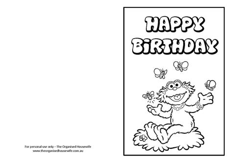 printable greeting cards black and white kids birthday printable birthday greeting cards for kids