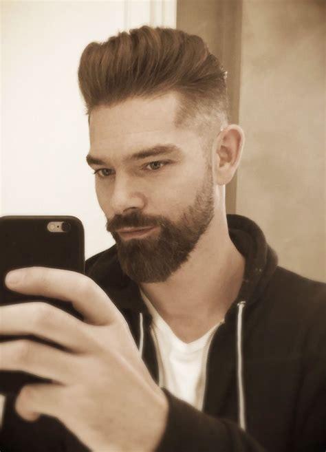 hipster haircuts denver modern day viking beard viking gym selfie beard