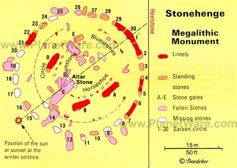 stonehenge map images and places pictures and info stonehenge map location
