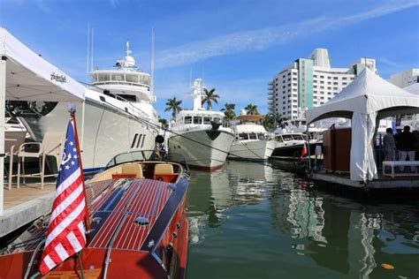 what time does the fort lauderdale boat show start miami international boat show 2017 atlantic yacht and ship