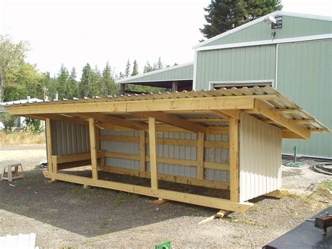 Goat Shed Design And Pictures by Goat Shed Elevation Indian Modern House