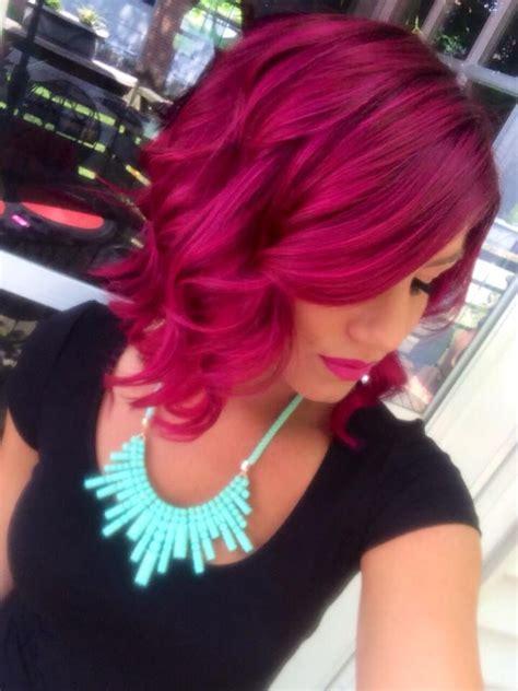 pravana magenta hair color pravana magenta orchid awesome color hair