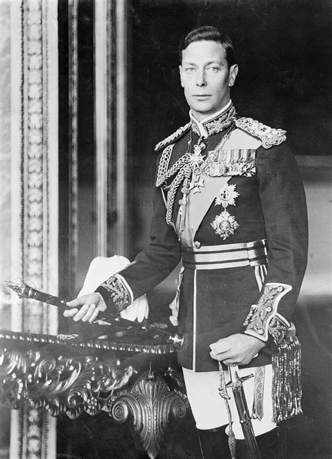 king george vi file king george vi of england formal photo portrait