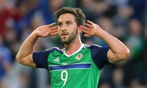 shown by ireland boss despite poor form view photo yahoo sport northern ireland striker will grigg out to prove he s more
