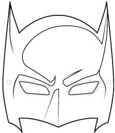batman mask template sle batman mask template wikihow