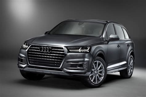 price of an audi q7 audi q7 prices for the us market revealed should make for