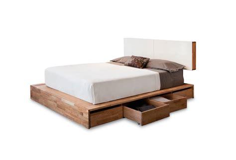 easy pieces wood platform bed frames remodelista