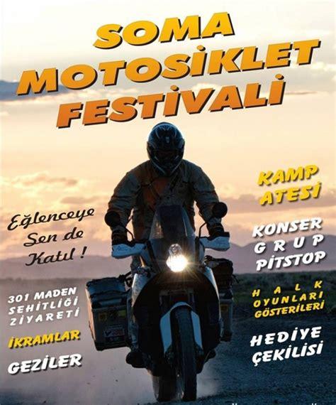 soma motosiklet festivali  motorcularcom