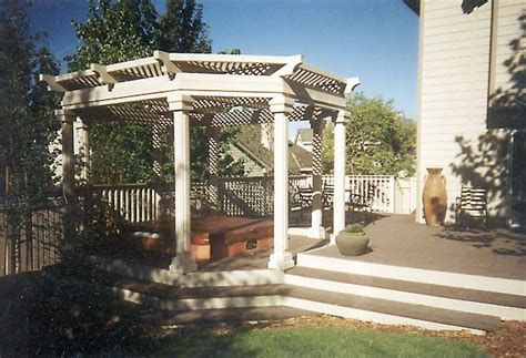 tubs gazebo ps wood arbor outdoor tub beautiful deck and a gorgeous gazebo pergola arbor garden and landscape