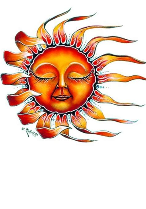 sun face tattoo designs best 25 sun designs ideas on