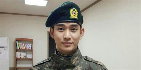 kim soo hyun variety show kim soo hyun spotted on an outing from his army base at a