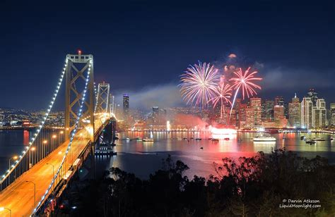 new year in san francisco photo du week end 14 san francisco new years fireworks