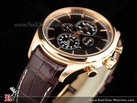 buy seiko solar chronograph alarm brown rose gold mens