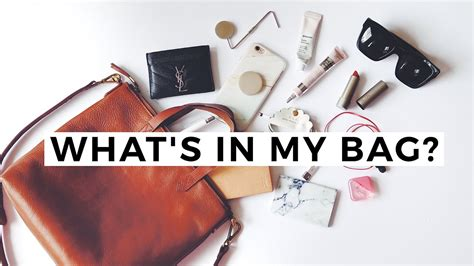 What Is In My Bag by What S In My Bag Madewell Mini Transport Tote