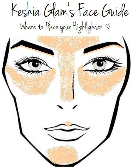 where do you put your makeup on what do makeup highlighters do mugeek vidalondon