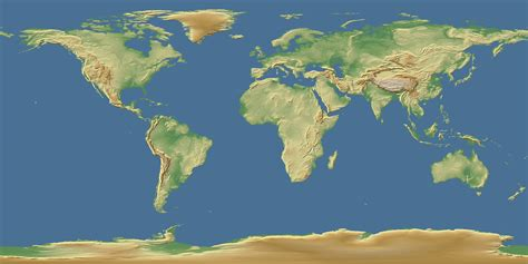 earth maps map of the earth