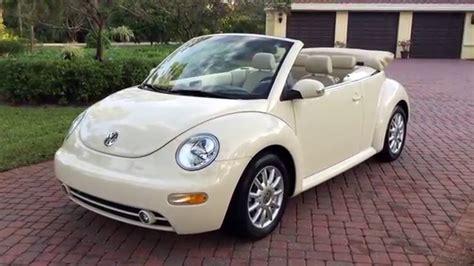 sold  volkswagen beetle gls convertible  sale  autohaus  naples autohausnaplescom