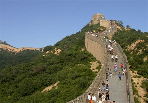 beijing and the great wall of china modern wonders of the world around the world with jet lag jerry volume 1 books where the great wall of china meets the sea pics