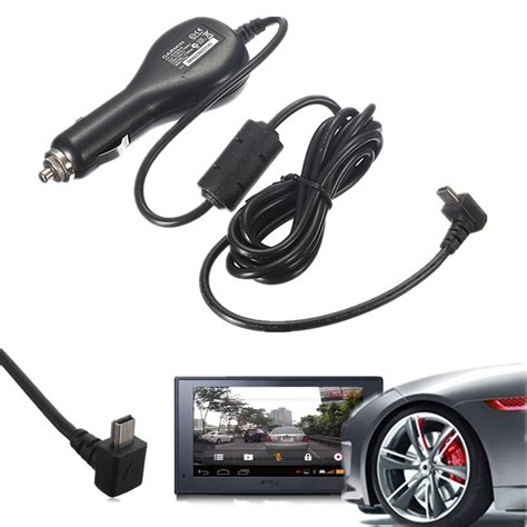 Usb Connection Power Needs 100 Brand New And High Qua car charger cable adapter for garmin nuvi gps 200 370 670