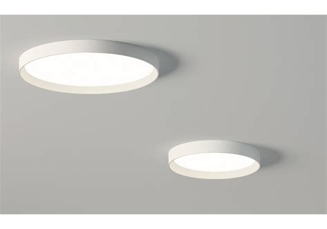 illuminazione da soffitto up lada da soffitto rotonda vibia milia shop