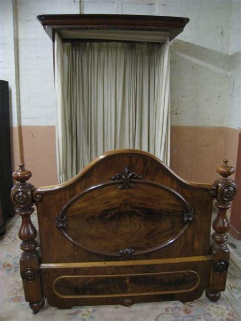 half tester bed victorian half tester bed 26274 sellingantiques co uk