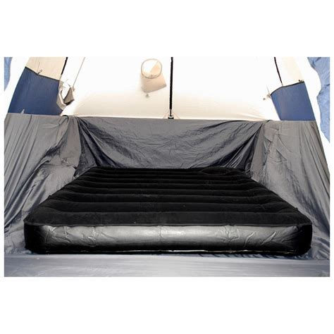 air mattress for truck bed napier sportz truck bed or suv air mattress 582602 air beds at sportsman s guide