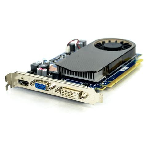 Vga Card Hdmi Dell Ati Radeon Hd 6670 1gb 8f60v Pcie Graphics Card