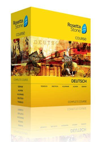 rosetta stone products rosetta stone german complete course wholesale scout