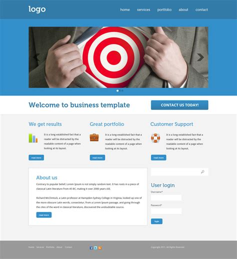 drupal themes stark implementing a drupal business theme