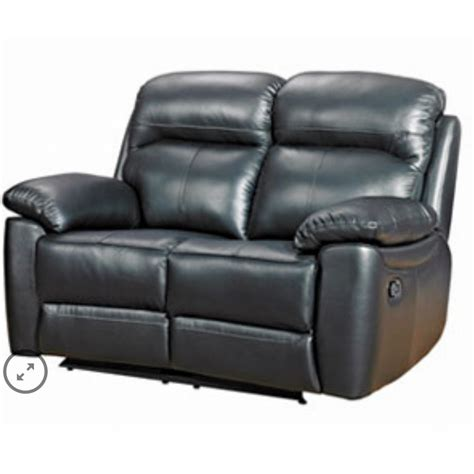 recliner 2 seater sofa ascot leather recliner sofa 2 seater